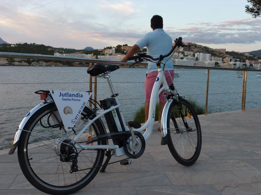 Alquiler de bicicletas en apartamentos