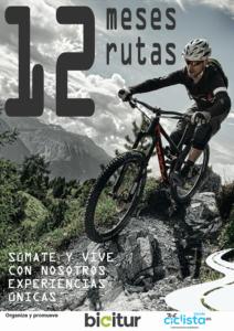 ruta ciclista organizada por bicitur