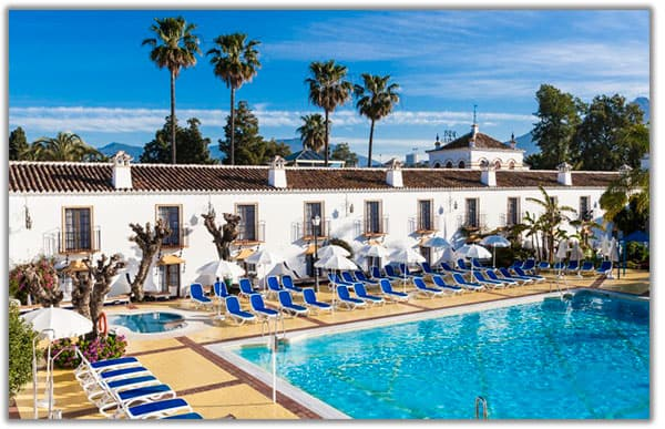 hotel cortijo blanco marbella costa del sol