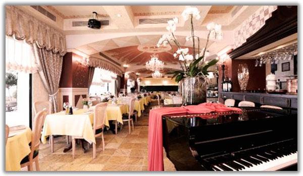 restaurante italiano da bruno san pedro alcanzara costa del sol