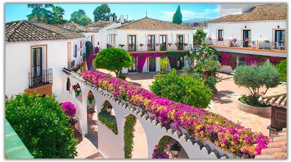 hotel pueblo andaluz marbella costa del sol