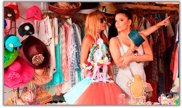 ir de compras y tiendas marbella costa del sol